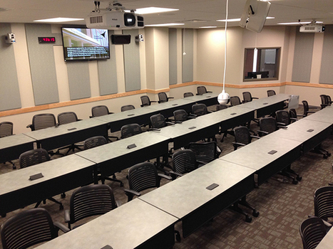 Designing Learning Spaces for Both Online and On-Campus Delivery -- Campus Technology | Educational Technology in Higher Education | Scoop.it
