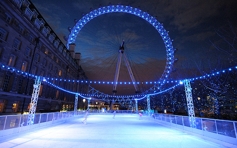 Ice skating in London: the capital's best ice rinks - Telegraph.co.uk | London | Scoop.it