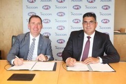 Accor kicks goals to be named exclusive hotel partner of AFL | Accor | Scoop.it