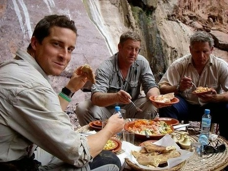 Behind The Scene of Men vs Wild ~ shocking and funny | funny | Scoop.it