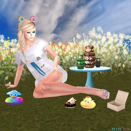Second Life Fashion Addict: AK Donut Festival 2014 - Do You Speak Donut? | SL Fashion Addicts Anonymous | Scoop.it