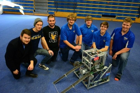 Embry-Riddle Team Victorious in VEX Robotics Competition - Horizons Newspaper, Embry-Riddle Aeronautical University | STEM Studies | Scoop.it