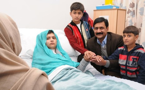 Malala's father appointed United Nations adviser on education - Telegraph | Reading, Writing, and Thinking | Scoop.it