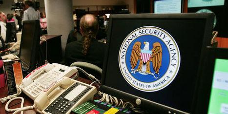 Etats-Unis : un sous-traitant de la NSA accusé de vol de données secrètes | Veille CDI | Scoop.it