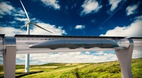 Tesla's Ultra-Speed Hyperloop Transportation System Will Change Transportation As We Know It   Cool Future Technologies   Scoop.it