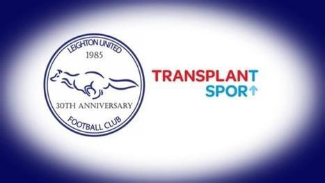 News | BedfordshireFA | Transplant Sport | Scoop.it