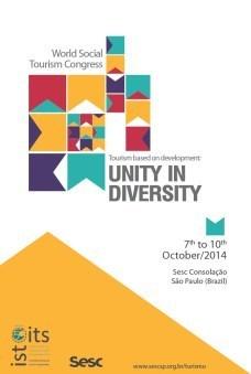 Congrès mondial du tourisme social du 7 au 10 octobre 2014 à São Paulo   AFEST - recherches, publications, communications scientifiques   Scoop.it
