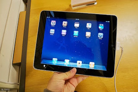 EdTechSandyK: iPad Basic Training for Teachers | hammerbatter | Scoop.it