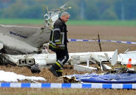 Belgique: dizaine de morts dans un accident d'avion de parachutistes - Libération | Aviation | Scoop.it