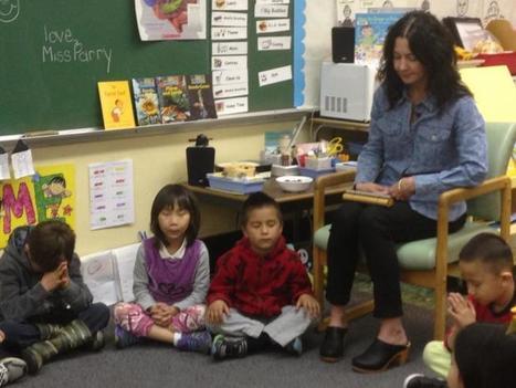 Canada : se relaxer et respirer pour mieux apprendre à l'école | Pédagogie et TICE | Scoop.it