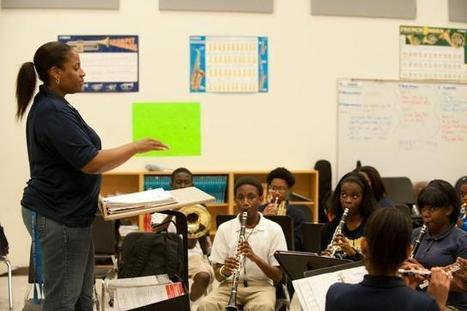 North Miami Middle School music program is changing the school's culture -MiamiHerald.com | Arts Education Advocacy & Resources | Scoop.it