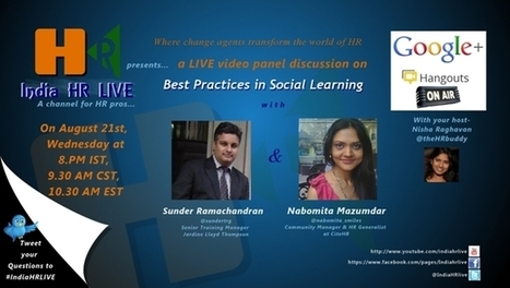 Best Practices in Social Learning | Human Resources | Scoop.it