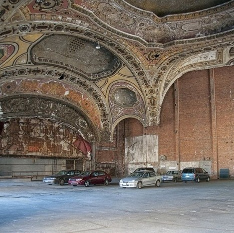 America's Most Artistic Parking Garage | Strange days indeed... | Scoop.it
