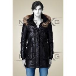 Jack Fur Collection | Mens Fur Collection | Fur Leather Jackets for Men | LeatherNXG Online | Scoop.it