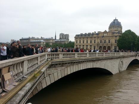Les Parisiens ont oublié qu'ils étaient aussi des «gens de la Seine»   Ambiances, Architectures, Urbanités   Scoop.it