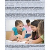 Private Tuition Vs Group Classes | Education | Scoop.it