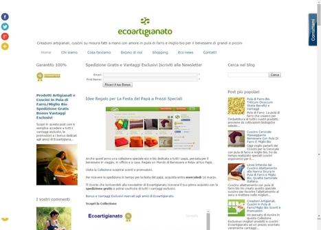 Ecoartigianato su ideeperbusiness.com | Ecoartigianato | Scoop.it
