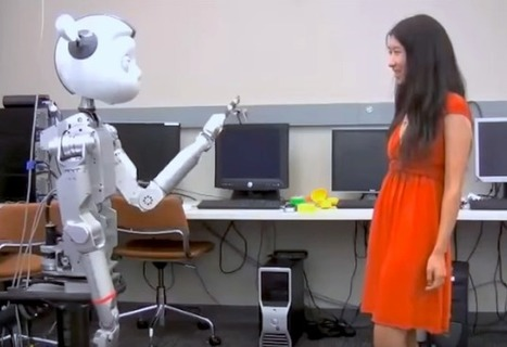 Forget Siri: Here's a New Way for Robots to Talk | The Robot Times | Scoop.it