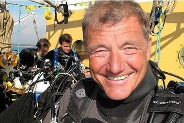 Paul's mission to improve #MarineEnvironment - This is Somerset | Rescue our Ocean's & it's species from Man's Pollution! | Scoop.it