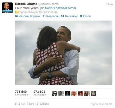 Campagne 2012 de Barack Obama : marketing politique + Big data - Miscellanees.net - blog prolixe pub, marketing & conso, high tech, innovations | political consultant | Scoop.it
