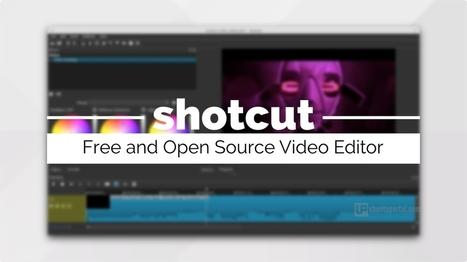 Shotcut - Video Editor Based on MLT Framework and Support for 4K UHD - Ubuntu Portal   Ubuntu Desktop   Scoop.it