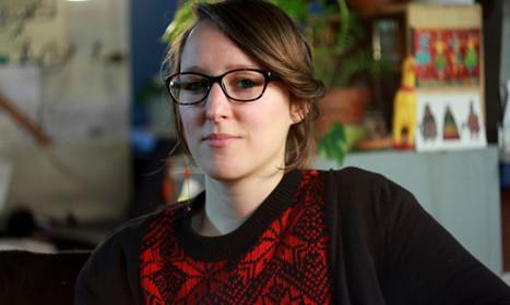 Oriane Lassus, une «No kids» signe une BD choc | Résistances | Scoop.it