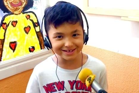 Beu poesia: un espai de poesia audiovisual per a l'alumnat – Fem Escola a Barcelona | Agenda i novetats. CRP Sarrià-Sant Gervasi | Scoop.it