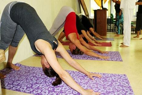 YogVritti: Yoga practices for Spinal Disc Herniation | Yoga Teacher Training In India | Scoop.it
