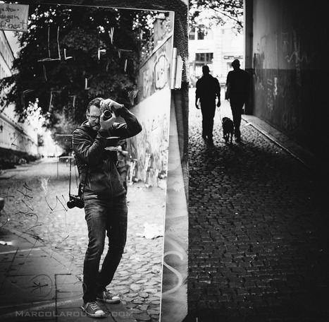 """Street Shots Ep.16 - Interview with Marco Larousse, Pt.1 - """"The Poetry of Coincidence"""" - Switch to Manual 