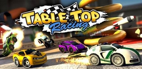 Table Top Racing Premium v1.0.38   apkvietvn   Scoop.it