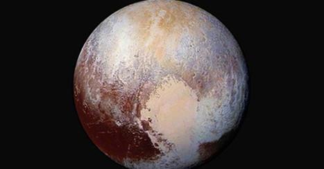 Corazón gélido de Plutón podría esconder un océano   El Blog.Valentín.Rodríguez   Scoop.it