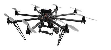 Quadrocopter Mikrokopter Ready to Fly RTF and Online Store | digitalSpice | Scoop.it