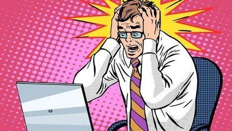 Ces patrons trop frileux face aux réseaux sociaux | Webmarketing et Réseaux sociaux | Scoop.it