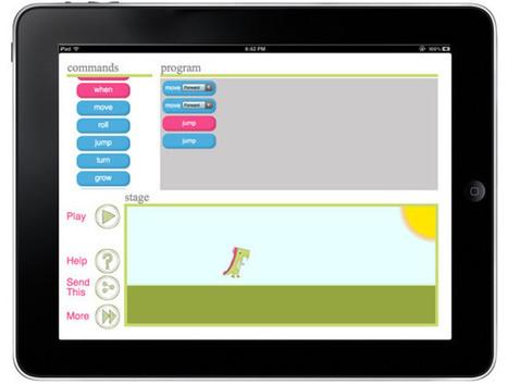 Tres aplicaciones de iPad para que los pequeños se adentren en la programación | iPad classroom | Scoop.it