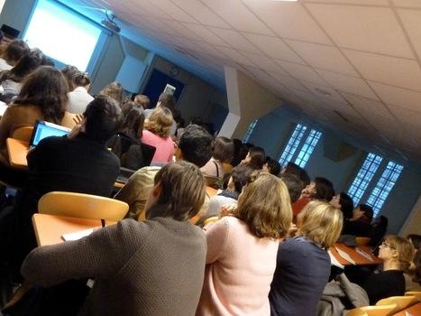 Le blog de Recherche-eveillee.com: Comment améliorer la diffusion de sa veille ? Compte-rendu de la matinée ADBS   François MAGNAN  Formateur Consultant   Scoop.it