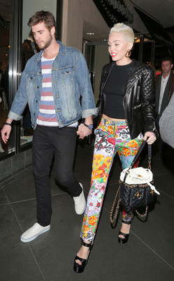 ¡Miley Cyrus y Liam Hemsworth rompieron! | Mucho de mi | Scoop.it