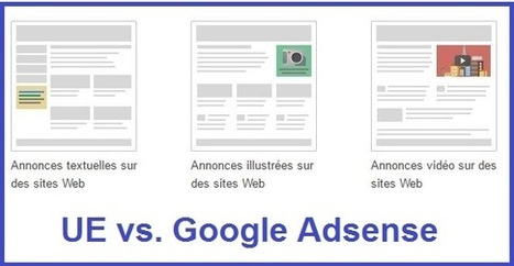 La Commission européenne s'attaque à Google AdSense | Référencement internet | Scoop.it