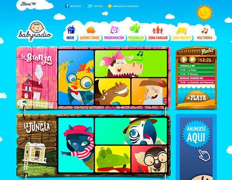 BABYRADIO, mejor contenido on-line para menores 2013 | Radio 2.0 (Esp) | Scoop.it