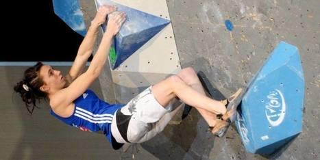 Margaux Pucheux, 4ème du championnat du monde jeune de bloc ! | Vallée d'Aure - Pyrénées | Scoop.it