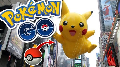Is Pokémon Go Helping People Get Fit? | mHealth- Advances, Knowledge and Patient Engagement | Scoop.it