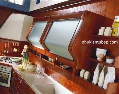 Tiết kiệm không gian bếp với tủ bếp treo tường | Phong thủy tủ bếp gia đình | Scoop.it