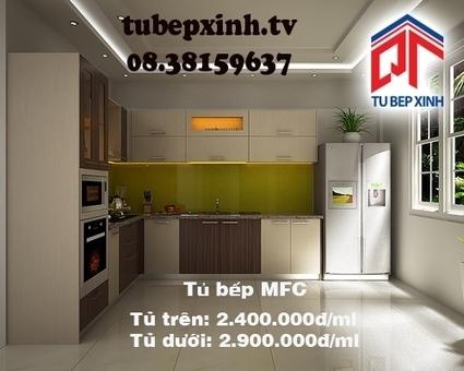Tủ bếp Acrylic, tủ bếp MFC sắc màu mới hiện đại | Tủ bếp, tủ bếp hiện đại với thiết kế đẹp, mang niềm vui đến gia đình bạn | Scoop.it