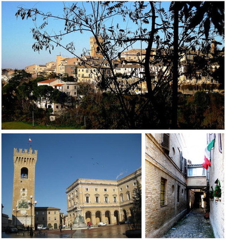 Recanati; City Of Poetry. | Le Marche another Italy | Scoop.it