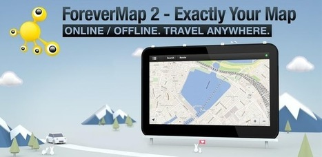 ForeverMap 2 - Offline Maps - Applications Android sur GooglePlay | Best of Android | Scoop.it