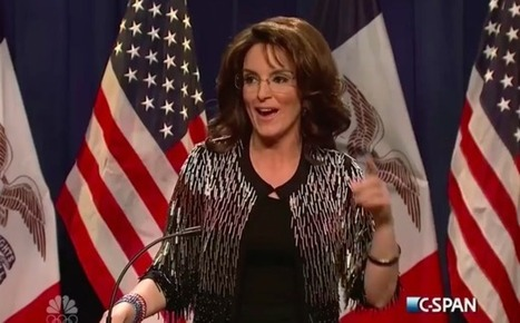 How Tina Fey got Sarah Palin's bolero for SNL   Texas A&M Costume and Dress   Scoop.it