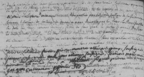 Plaidoyer pour mes ancêtres sans histoire ~ La Gazette des Ancêtres   Rhit Genealogie   Scoop.it
