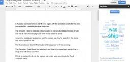 Comment créer un nuage de mots-clés à partir d'un Google doc | Outils et pratiques du web | Scoop.it