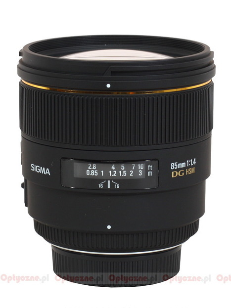 Sigma 85 mm f/1.4 EX DG HSM - lens review | Photography Gear News | Scoop.it