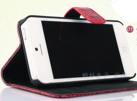 Leather iPhone 5 case   iPhone Cases   Scoop.it
