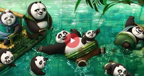 Box Office: 'Kung Fu Panda 3' No. 1 With $41M; 'Finest Hours,' 'Fifty Shades of Black' Sink   Le cinéma, d'où qu'il soit.   Scoop.it